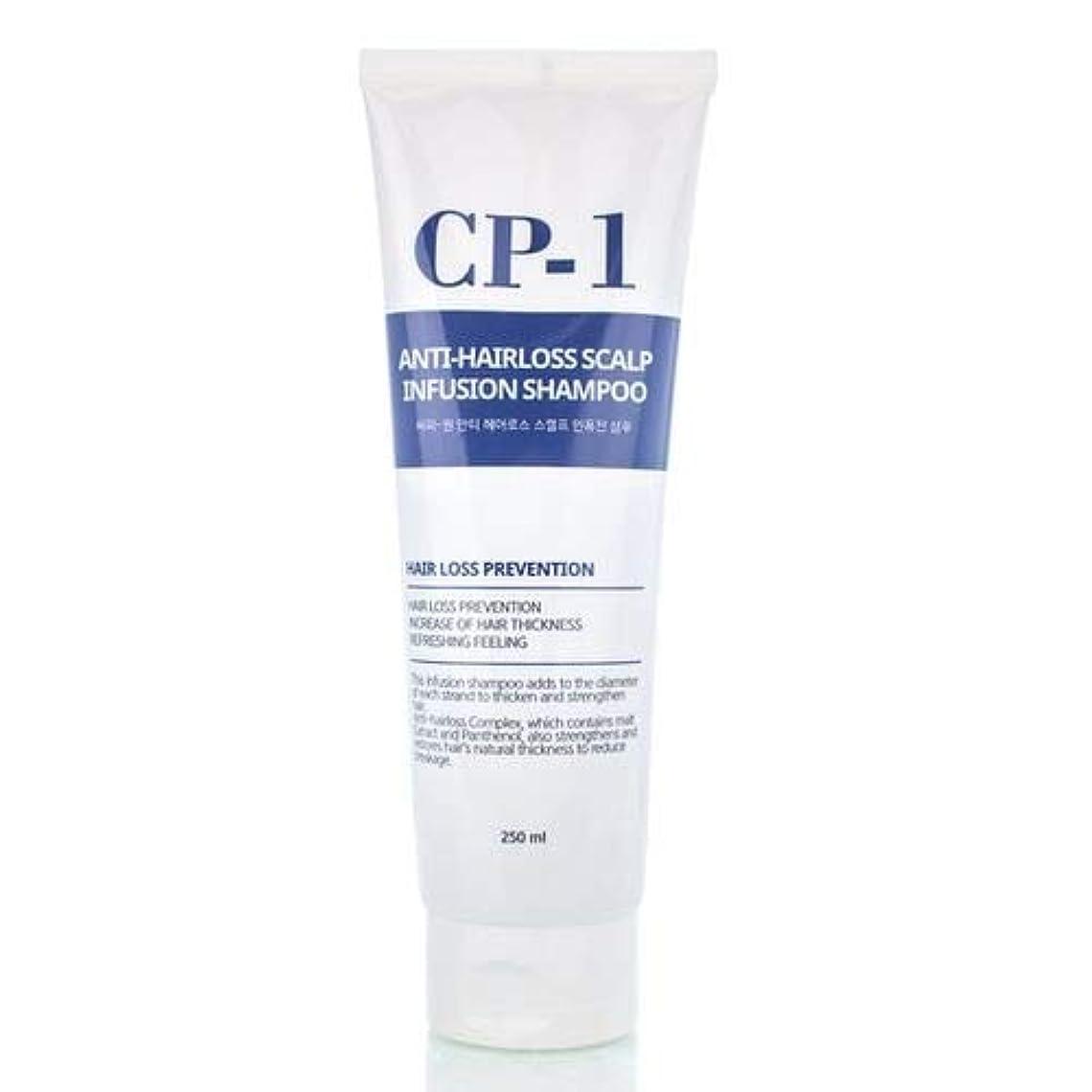 実験室しかしながらシェフEsthetic House[エステティックハウス] CP-1 アンチヘアロススカルプインフュージョンシャンプー 250ml / Infushion Shampoo