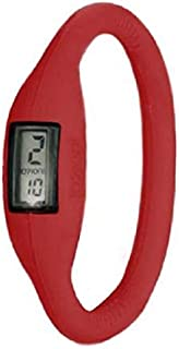 IOION C-RED07-I Casual Watch For Unisex Digital Silicone - Red