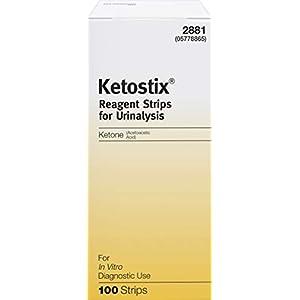 buy  Ketostix Reagent Strips for Urinalysis, Measure ... Diabetes Care