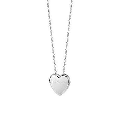 SALVINI Collana in argento e diamante (ct. 0,01)ref. 20073361