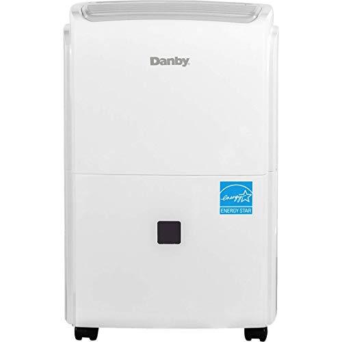 Danby DDR040EBWDB 40 Pint DoE Dehumidifier