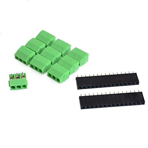 Nano Controller NANO 3.0 controller Terminal Adapter for NANO terminal expansion board for arduino Nano version 3.0 in stock (Color : 1PCS)