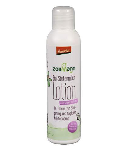 Bio-Stutenmilch Lotion Demeter zertifiziert 150 ml