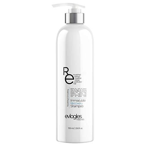 Hair Growth & Damage Repair Shampoo - Anti Hair Loss & Breakage Complex ꞁ Sulfate Free, Color...