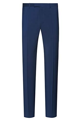 HUGO Simmons181s Pantaloni, Blu (Medium Blue 420), 58 (Taglia Produttore: 52) Uomo