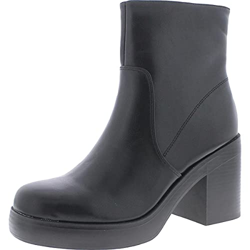 Dirty Laundry by Chinese Laundry Women's Groovy Ankle Boot, Black, 7.5