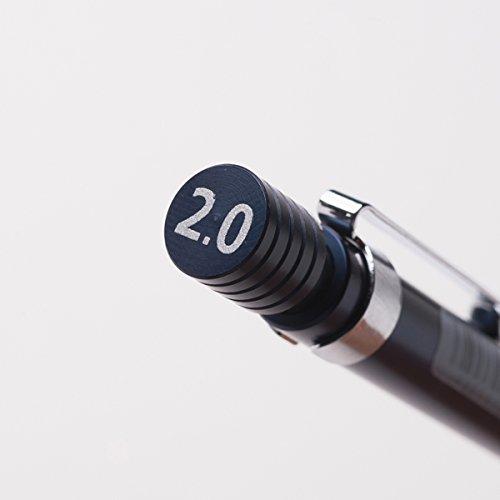 ステッドラーシャーペン製図用2mmナイトブルー92535-20
