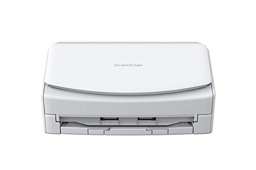 富士通 PFU ドキュメントスキャナー ScanSnap iX1600 (ホワイト/両面読取/ADF/4.3インチタッチパネル/Wi-Fi...