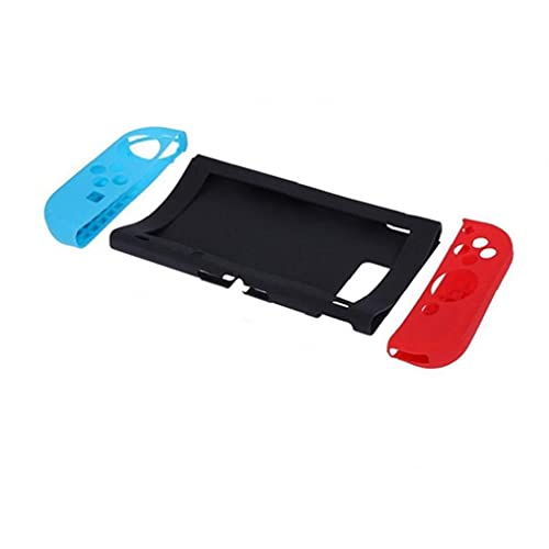Soft Silicone Case for Nintend Switch Thumb Grips NS Joy-Con Controller Silicone Protective Cover Switch Console Protective Cover 3Pcs/Set