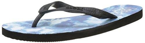Globe Acid, Zapatos de Playa y Piscina Hombre, Multicolor (Powder Blue/White), 48 EU