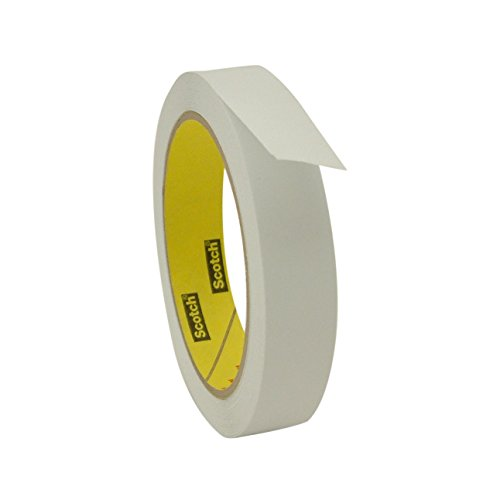 3M Scotch 3051 Low Tack Paper Tape (36 yds. long) / Available in multiple widths