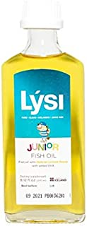 Sponsored Ad - Lysi Junior - Pure & Natural Fish Oil for Kids | 1200 mg Omega-3s | Icelandic Fish Oil | GMP Certified | Le...