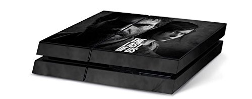 The Last of Us : Remastered Game Skin for Sony Playstation 4 PS4 Console