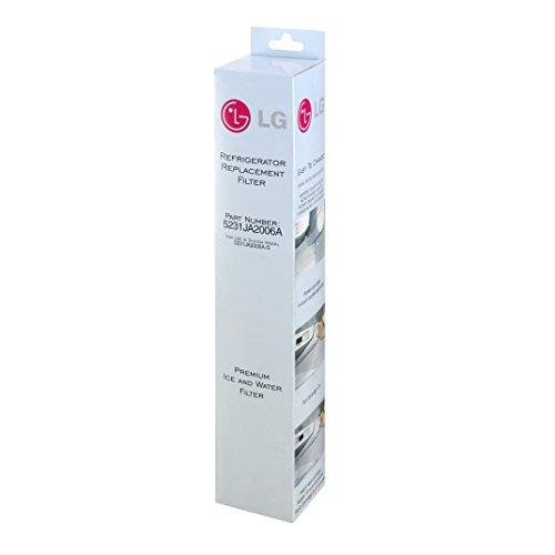 3M Purification - Filtro de agua de repuesto original para frigorífico LG 5231JA2006A-S