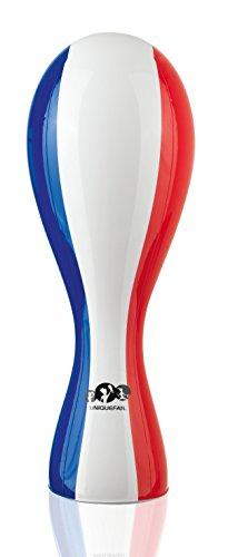 UniqueFan NEU Aufblasbarer Plastik Pokal Frankreich 52cm Fan-Spaß für Weltmeister & Pokaljäger! Einzigartiger Fan-Artikel für Fußballstadion, Public Viewing und Fan-Deko Russland 2018