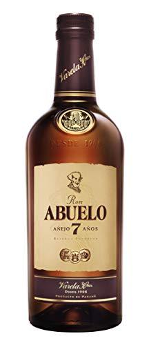 Ron Abuelo Rum 7 anni con astuccio, 700 ml
