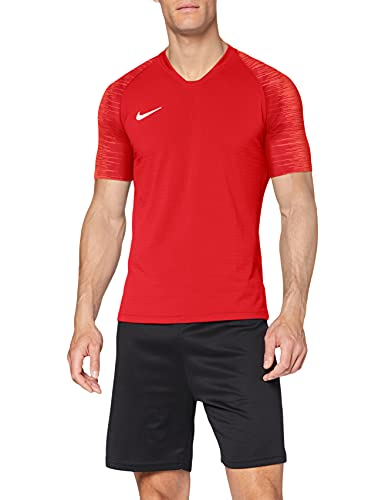 Nike Herren Vapor Knit II SS Jersey Trikot, University red/Bright Crimson/White, S