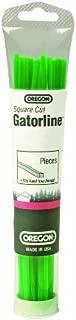 Oregon 19-004 Gatorline 36 Precut .130- by 16-1/4-Inch Square-Shaped String Trimmer Line