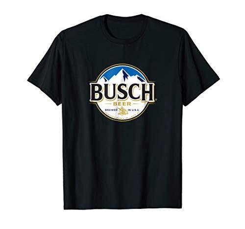 Busch Beer Logo Tee