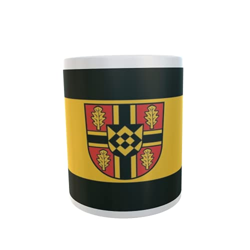 U24 Tasse Kaffeebecher Mug Cup Flagge Diesdorf