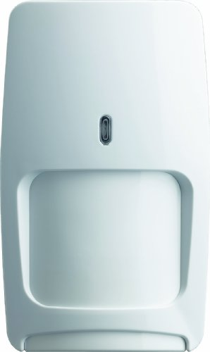 Gira 095700 Dual Bewegungsmeldung 12 V Alarm, weiß