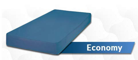 "Economy Bedwetting Waterproof Incontinence Mattress - Urine Resistant Mattress (Twin 36"" x 76"" x 6"")"