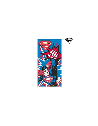 Made in Trade - Superman Serviette en Coton, 2200002169