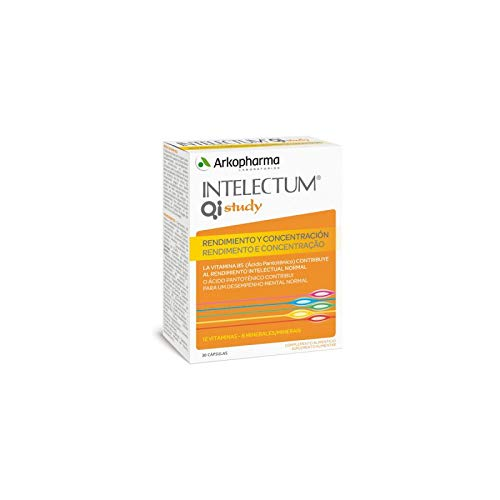 Arkopharma Intelectum Study 30 Caps 100 G
