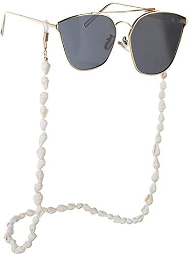 2 uds, práctico Soporte para Gafas de Sol, Correa para el Cuello, Cuerda, Gafas de Lectura, Cadena, Adornos, Collar, cordón para Gafas