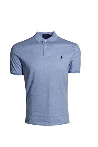Polo Ralph Lauren Herren Poloshirt Classic Fit Interlock - - Klein
