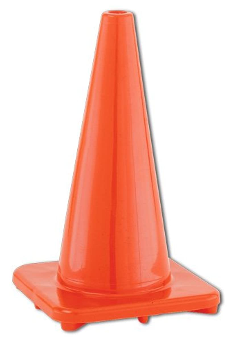 Champion Sports High Visibility Flexible Vinyl Cones - Single and Assorted Cone Sets in Multiple Heights and Colors
