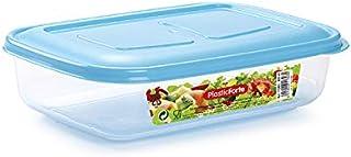 حافظة طعام بلاستيكية Forte Blue
