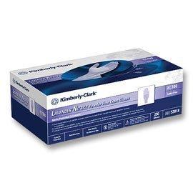 Halyard Health Lavender Nitrile Exam Gloves (250 per box) Size Medium by Halyard Health/Halyard Health