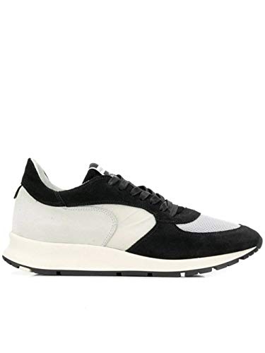 Philippe Model Luxury Fashion Uomo NTLUXT08 Multicolor Tessuto Sneakers | Stagione Outlet