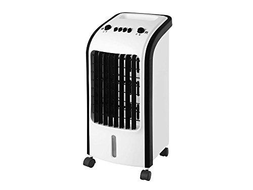 FRESHI F460 Raffreddatore evaporativo ad aria a basso consumo 60W. Umidificatore. 3 livelli di potenza. Portatile e facile da usare