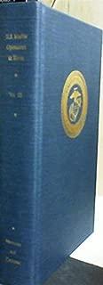 The Chosin Reservoir Campaign (U.S. Marine Operations in Korea 1950-53, Volume 3)