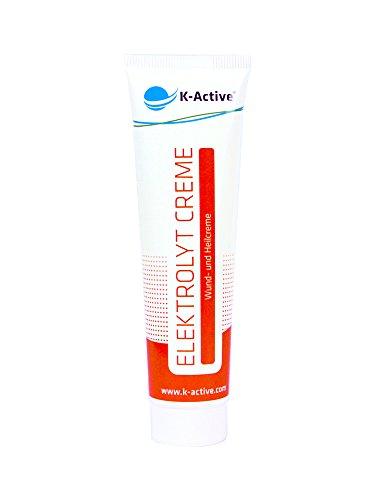 K-Active Vitality Line Elektrolyt Creme | Anwendung bei Verletzungen der Haut oder Sonnenbrand