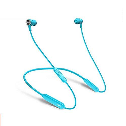 GONGXI Draadloze Sport Bluetooth Headset Versie 4.2 Joggen Stereofonisch Oordopjes Ophangen Oor Ophanghals Headset Kan Antwoord De Telefoon Overgewicht Subwoofer,Rood