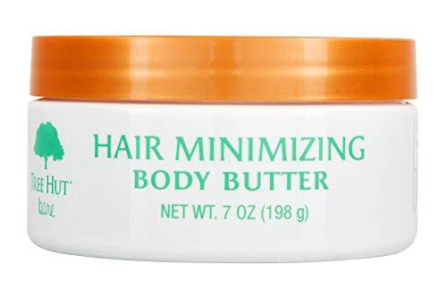 Tree Hut Bare Coconut Lime Hair Minimizing Body Butter, Basic,...