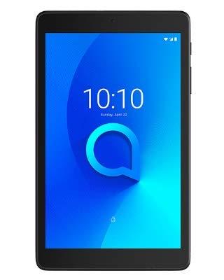 Alcatel 3T 8 - 9027X - Tablet (16 GB, 1 GB, RAM), color negro metálico