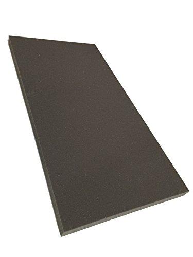 Advanced Acoustics Acousti-Slab Akustikschaumstoff / Akustikschaumstoffplatte (Dicke 5 cm)