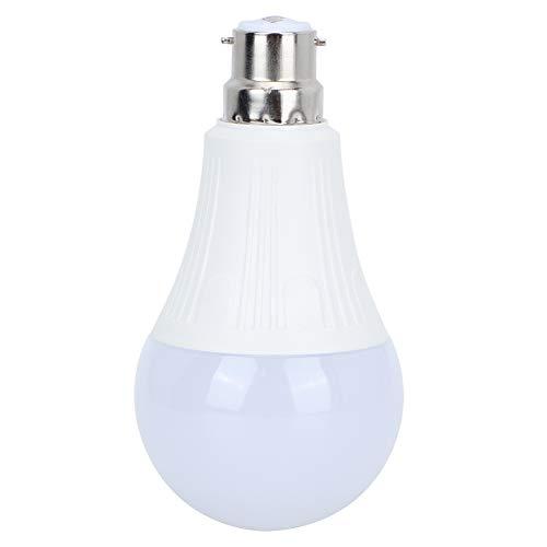 Acouto Bombilla, 10W AC85-265V RGBW LED WiFi Control inalámbrico de la APLICACIÓN Luz de atenuación de la lámpara Bombilla Inteligente(B22)