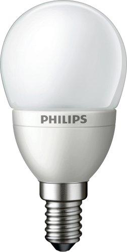 LED Luster Novallure druppellamp 4 Watt 827 E14 mat dimbaar - Philips