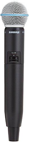 シュアー SHURE GLXD24J BETA58 ハンドヘルド型 ワイヤレスシステム ワイヤレスマイク