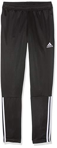 adidas Kinder REGI18 TR PNT Y Sport Trousers, Black/White, 7-8Y