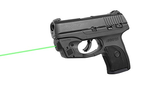 LaserMax CenterFire GS-LC9S-G With GripSense (Green) For Use With LC9/LC380/LC9s/EC9s