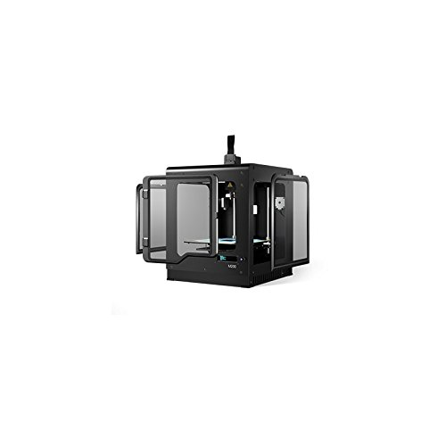 Zortrax M200 3D printer with side covers by Technologyoutlet