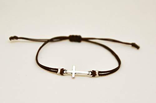 Christian cross bracelets _image3