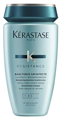 Resistance Bain Force Architecte Reconstructing Shampoo (For Brittle Very Damaged Hair Split Ends) - 250mililitr/8.5ounce
