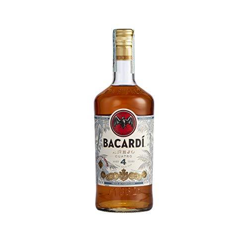 Rum Bacardi 4 years Anejo